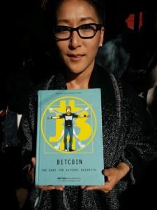 Constance Choi Bitcoin Comic