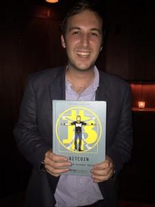 David F Bailey - yBitcoin with BitcoinComic