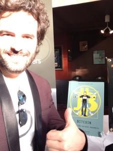 Jef Cavens BitcoinComic